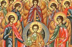 Церковный праздник — Собор Архистратига Михаила и прочих Небесных Сил бесплотных