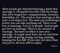 #MarriageAdviceDivorce