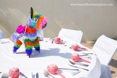 Destination Wedding Photographer || Hannah Hardaway || Punta Mita, Mexico Wedding || Casual Beach Wedding || Mexican Themed Colorful Wedding || Piñatas || Customized Macarenas || www.hannahhardawayphoto.com