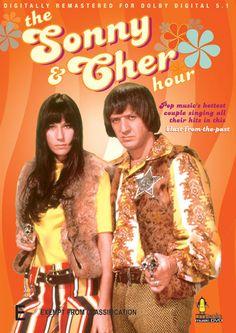 Sonny & Cher Hour DVD