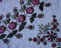 Custom-quilting-applique-quilt