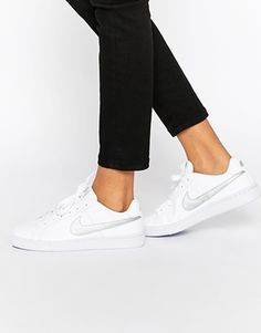 Nike | Nike Leather Classic Ultra Trainers at ASOS