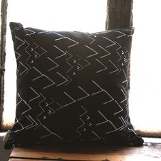 Image of Migration Pillow Cover 18 x 18