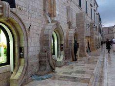 Star Wars Episode VIII Dubrovnik Filming Set in Croatia by Space Bear Industries