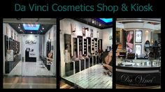 Kiosk Design, Cosmetic Shop, Mineral, Cosmetics, Makeup, Cosmetic Company Outlet, Make Up, Beauty Makeup, Minerals
