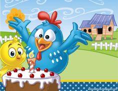 Eu e a galinha pitadinha, esperamos você para comemoramos juntos o meu 2° aniversário! Alice Dia 28/04/2018 Às 19hs Rua Atila de Sá Peixoto , n° 47
