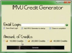 Imvu Credit Hack