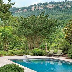 Lookout Mountain Farmhouse:  The Pool