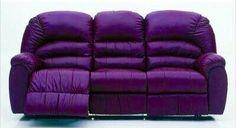Purple Love, All Things Purple, Shades Of Purple, Deep Purple, Purple Stuff, Purple Furniture, Cool Furniture, Purple Pages, Purple Home Decor