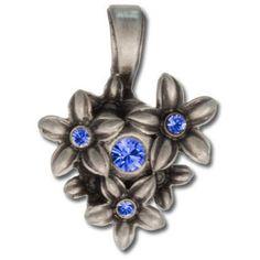 BICO AUSTRALIA JEWELRY (MS11) Petite Fleurette Flower Pendant #bico #australia #necklace #chain #tribal #pendant #love #friendship