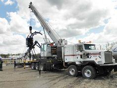 Oilfield Trucks & Equipment - Overland Transport