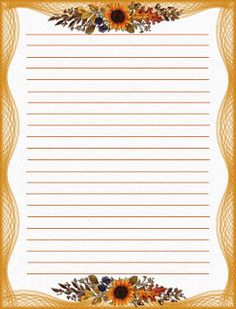Vintage Writing Paper, Lined Writing Paper, Vintage Paper, Writing Papers, Free Printable Stationery, Printable Paper, Bullet Journal And Diary, Stationery Paper, Stationery Design