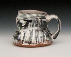 // handmade ceramic mug