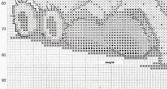 GRAFICOS PUNTO DE CRUZ GRATIS : NATACILIO(31) Disney Cross Stitch Patterns, Knitting Patterns, Crossstitch, Babys, Ballet Dancers, Cross Stitch Designs, Disney Cross Stitches, Sewing Stitches, Cross Stitch Samplers
