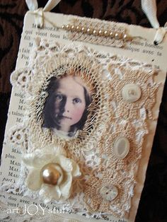 paperwhimsy pretty little face