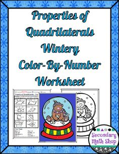 Worksheets Quiz Of Angle Of Depression Circle The Correct Answer right triangles trigonometry angles of elevation and depression quadrilaterals properties color by number wintery worksheet