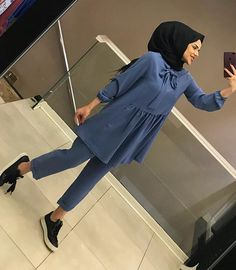 Modest Fashion Hijab, Pakistani Fashion Casual, Modern Hijab Fashion, Pakistani Dresses Casual, Frock Fashion, Muslim Fashion, Hijab Dress Party, Hijab Style Dress, Hijab Chic