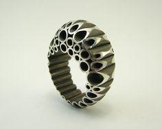 Handmade 925 silver ring, Gustavo Paradiso