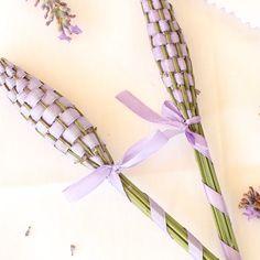 Lavender Wands, Lavender Crafts, Tree Crafts, Diy And Crafts, Arts And Crafts, Easter Crafts, Christmas Crafts, Craft Tutorials, Craft Videos