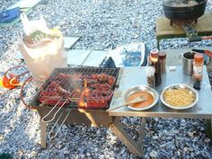 10 dae eetplan vir kampeerders