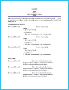 tags good resume for restaurant job objectives food server ...