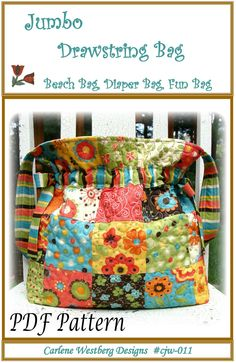 Beach Bag, Diaper Bag, Fun Bag