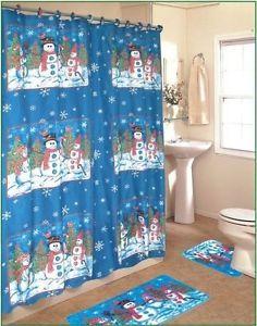 Image result for christmas bathroom