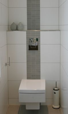 Guest bathroom - love the tiles!!!