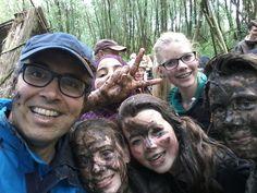 Samen met vrijwilligers van staatsbosbeheer geweldige ruige tocht gemaakt! !
