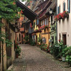 Alsace Village, France