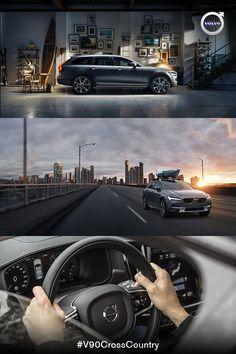 2017 Volvo V90 Cross Country Luxury Estate Crossover station wagon
