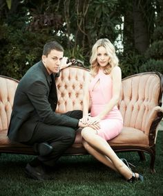 THE VOW movie..! Rachel McAdams and Channing Tantum