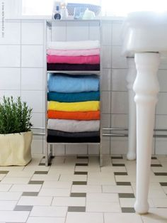 Because white is so boring!! So doing this for the boys bathroom!