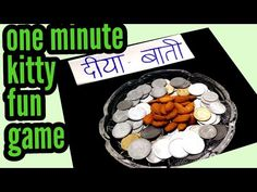 दीया बाती//One minute activity game for #kittyparty and club party. - YouTube Activity Games, Fun Games, Activities, Diwali Games, Kitty Games, Club Parties, Cat Party, Make It Yourself, Play