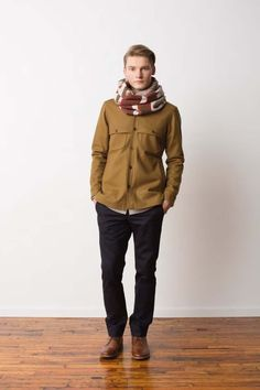 The Portland Collection by Pendleton – Fall 2013 Collection Lookbook