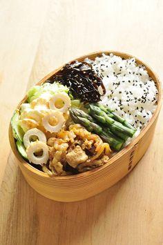 常備菜でカレー生姜焼き弁当 : 息子&主人へ愛ある健康弁当
