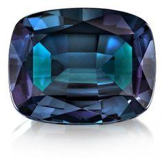 3.18 carat Cushion Natural Alexandrite