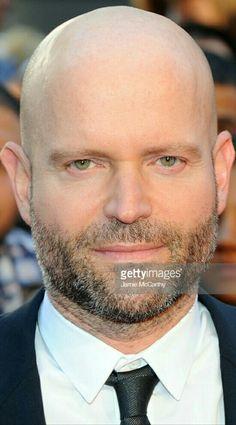 Bald Head Man, Bald Head With Beard, Bald Men With Beards, Bald Heads, Shaved Head Styles, Skinhead Men, Bald Men Style, About Hair, Beard Styles