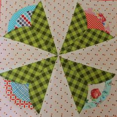 loooove this block!  Molly Flanders: Stitch by stitch....