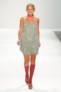 Charlotte Ronson | Nova York | Verão 2012 RTW