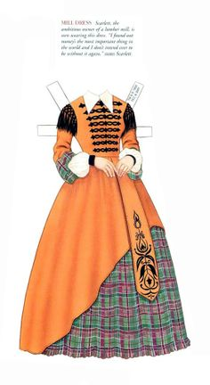 Gone With The Wind* The International Paper Doll Society by Arielle Gabriel for all paper doll and paper toy lovers. Mattel, DIsney, Betsy McCall, etc. Join me at #ArtrA, #QuanYin5 Linked In QuanYin5 YouTube QuanYin5!