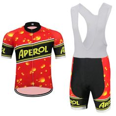 Pedal Pushers Retro Beer Cycling Jersey