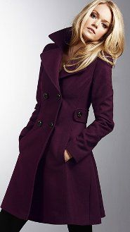 Uhmm, Victoria's Secret has some kind of awesome coats.  When did this happen?