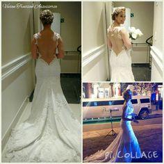 Noiva Linda - Vestido de Israel Valentim- Alta Costura