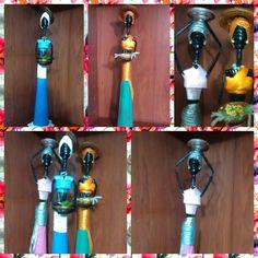 Africanas elaboradas con papel reciclado Solicítalas a través del correo electrónico : creacionesheimar@gmail.com  Siguenos en nuestras redes: Instagram: @creaheimar Twitter: @CreaHeimar Facebook: Heidy Marchena (Creaciones Heimar) Blog: http://creacionesheimar.blogspot.com/