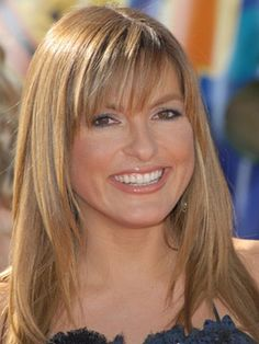 Looking for a hair update that won't drastically change your style? A simple bang can do the trick. Check out these fabulous celebrity bangs for ideas for long, short, and sideswept bangs. Brown Blonde Hair, Darker Blonde, Medium Blonde, Celebrity Bangs, Medium Hair Styles, Short Hair Styles, Short Hair Lengths, Hair Addiction, Haircuts With Bangs