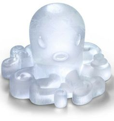 Fun Octopus Ice Mold