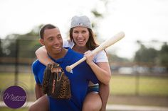 17 Athletic Engagement Photo Ideas For You And Your Swolemate