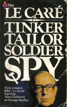 Tinker, Tailor, Soldier, Spy.