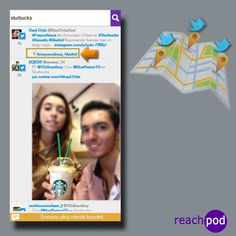 With Reachpod you can make location based search. Save the search results on your Pod as stream and engage instantly. www.reachpod.com #socialmedia #twitter #business